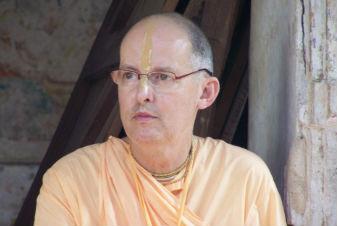 Satsvarupa Das Goswami